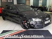 2010 Audi A5 4.2 FSI Quattro 3dr Petrol black Manual