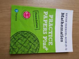 Revise Edexcel GCSE (9-1) Mathematics Practice Papers+