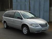 2006 Chrysler Grand Voyager 2.8CRD auto Limited XS