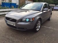 Volvo s40 diesel leather 6 gears mint condition
