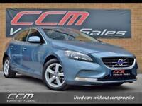 Volvo V40 2.0 D3 SE 5DR 2013 + ONE OWNER + FULL HISTORY + GREAT SPEC +