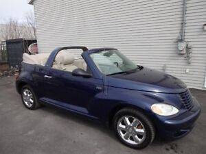 Chrysler PT Cruiser 2dr Convertible Touring 2005
