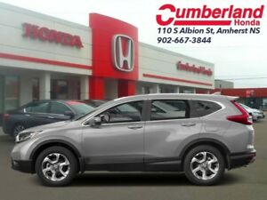 2017 Honda CR-V EX-L  - Sunroof -  Leather Seats