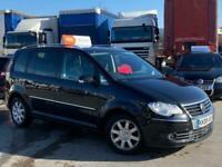 2008 Volkswagen Touran 2.0 TDI Sport DSG 5dr (7 Seats) MPV Diesel Automatic