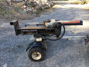 25 ton wood splitter