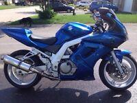 2003 SV650s **** Needs to go****