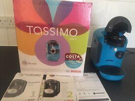 Bosch Tassimo Coffee Machine Vivy