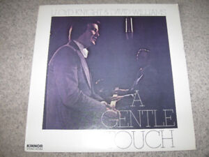 Lloyd Knight and David Williams-A Gentle Touch LP + bonus lps