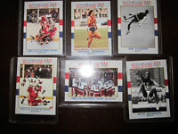 USA Olympic Moments $4 each EX/NM/MT