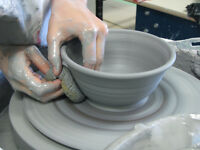 FREE 2 hour Pottery Wheel Lesson