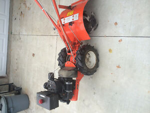 ARIENS REAR TINE TILLER WITH ELECTRIC START