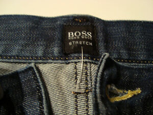 New,Unworn Hugo Boss Jeans size 32-33 waist x 27 inseam West Island Greater Montréal image 9