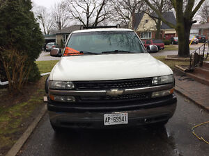 2001 Chevrolet Silverado 1500 Cloth Pickup Truck