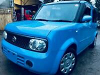 FRESH IMPORT RUST FREE 2008 Nissan Cube CUBIC 7 SEATER MPV
