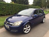 Vauxhall/Opel Astra 1.8i 16v auto 2005MY SRi