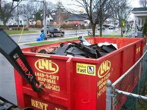 Prince Edward County Dumpster rentals by Load-N-Lift Disposal Belleville Belleville Area image 1