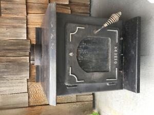 Osburn wood stove