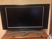 "Philips 32"" LCD TV, very good condition, work perfectly, collection only"