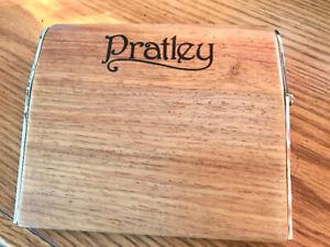 Pratley Compact Acoustic Stomp Box