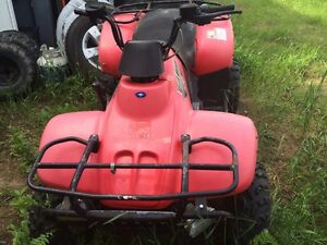 Good used quad for kids or wife