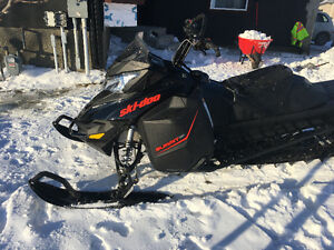 new non current Skidoo snowmobiles