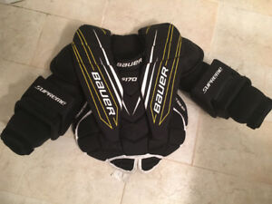 Bauer S170 Junior Medium Chest Protector