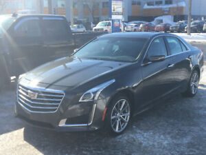 cadillac cts awd 2017 seulement 9500 kilo