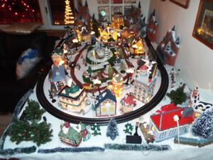 Miniature Village for sale