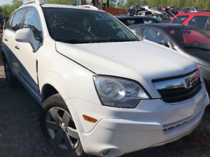 2009 Saturn VUE  *** FOR PARTS *** INSIDE & OUTSIDE