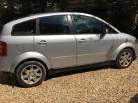 Audi A2 1.4 2002MY