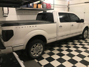2014 Ford F-150 Platinum 6.2L V8