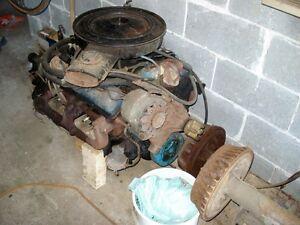 Chevrolet,Nova,moteur 305,turbo 350