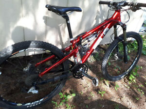 Well maintained X Small Jamis Mountain Bike for sale