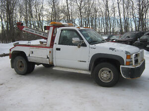 94 Chev Tow Truck