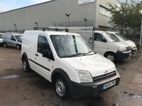 2004 04 Ford Transit Connect 1.8TDCi SWB VAN LOVELY EXAMPLE NEW MOT NO VAT !!!!
