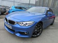 2016 BMW 4 Series 3.0 TD 430d M Sport Auto 2dr