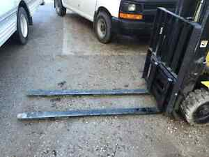 Forklift in excellant condition Cambridge Kitchener Area image 5