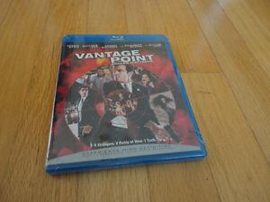 Vantage Point Blu-Ray - Brand new sealed