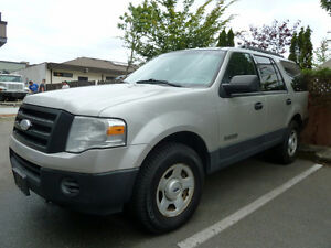2007 Ford Expedition XLT SUV, Crossover