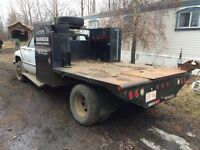 Working deck for sale or trade  1000.00