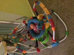 Little Enstein Exersaucer