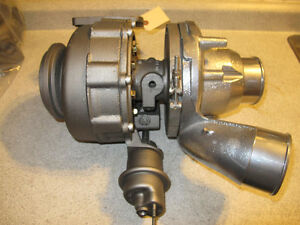Rebuilt Mack 631GC5176 Turbocharger