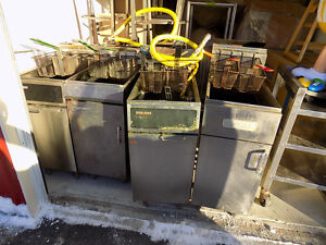 Fryers, Charbroilers,Wrapper,Oven,Coffee, Steamer Call 727-5344