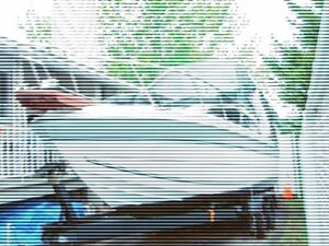 Used 1998 Mercury Mercruiser 8 cylindre engine,Complete marine engin