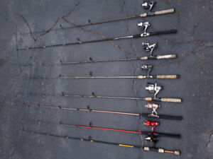 *** MISC FISHING RODS***
