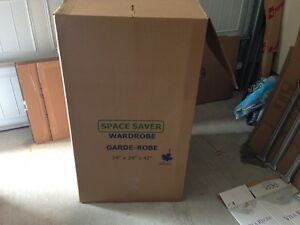 Wardrobe Boxes for sale - 4 boxes