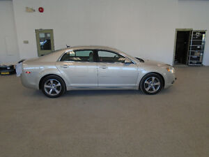 2009 CHEVROLET MALIBU LT2! LEATHER! 126,000KMS! ONLY $7,500!!!!