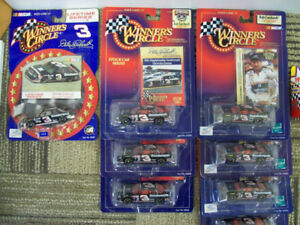 Dale Earnhardt Sr. 1/64 diecasts 1994 to 1997