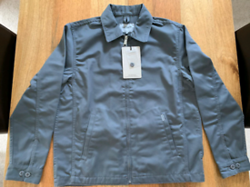 Carhartt WIP Modular Summer Jacket Grey Medium Brand New