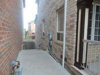WALKOUT BASEMENT FOR RENT NEAR SQUARE ONE!!